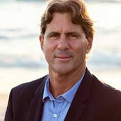 Imperial Beach Mayor Serge Dedina